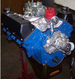 Meade Automotive Machine Street Rod Engine
